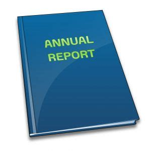 How to Create an Annual Report Bizfluent