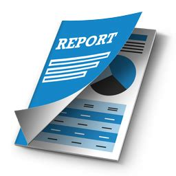 Writing an annual report for a company